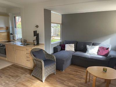 ferienwohnung dorfhus wohnung strand in sankt peter ording frau davenport fewo id 62281. Black Bedroom Furniture Sets. Home Design Ideas