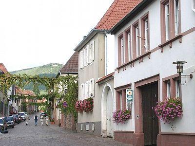 Ferienwohnung Irmgard Gromöller In Rhodt Frau Gromöller Fewo 92485